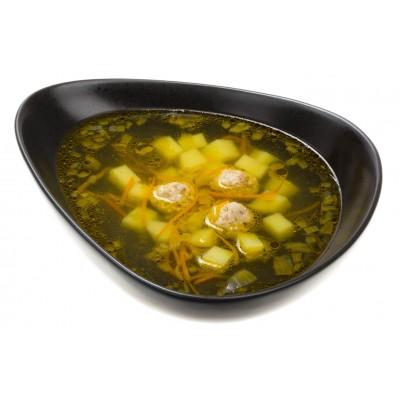 Суп с фрикадельками / 300г.